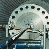 Internal Honing of a 110mm 4 Metre long Turbine Rotor Bore
